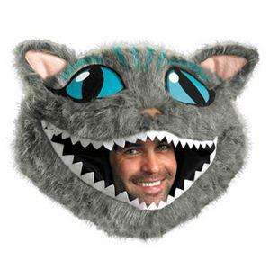【コスプレ】 disguise Alice In Wonderland Movie / Cheshire Cat Headpiece O/S アリスインワンダーランド チシャ猫 - 拡大画像