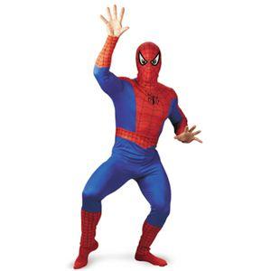 【コスプレ】 disguise Classic Spiderman / Spiderman Adult 50-52 スパイダーマン - 拡大画像