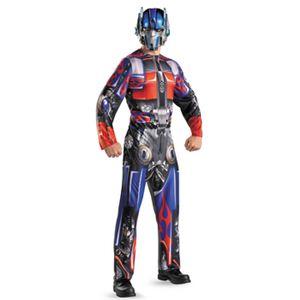 【コスプレ】 disguise Transformers Movie 3 / Optimus Prime Movie Classic Adult トランスフォーマー ダークサイド・ムーン
