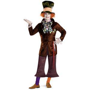 【コスプレ】 disguise Alice In Wonderland Movie / Mad Hatter Prestige (Movie) 38-40 アリスインワンダーランド マッド・ハッター