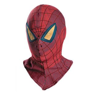 disguise 42527 Spider-Man Movie Adult Mask スパイダーマン マスク - 拡大画像
