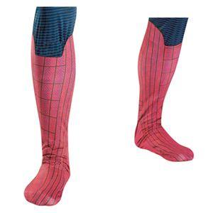 【コスプレ】 disguise 42517 Spider-Man Movie Adult Boot Covers スパイダーマン ブーツ カバー