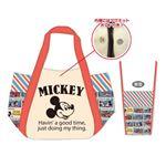 ディズニー バケツ型トートバッグL アメコミ ミッキーマウス