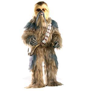 【コスプレ】 RUBIE'S(ルービーズ) 909878XL Supreme Edition Chewbacca(スターウォーズ) XL(大きいサイズ) チューバッカ - 拡大画像