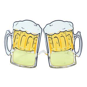 【パーティーグッズ】elopeおもしろメガネ Beer Mug - 拡大画像