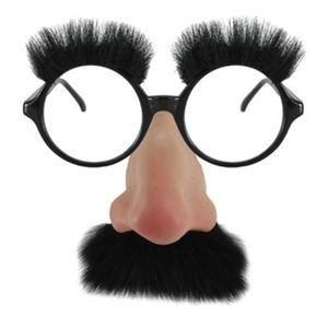 【コスプレ】elope Groucho Glassess (メガネ) - 拡大画像