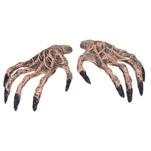 【コスプレ】81535 Shrunken Hands-1pair シュランケン ハンド - 拡大画像