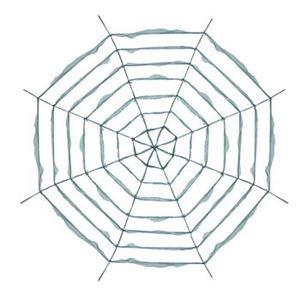 【コスプレ】06597 Fabric Web クモの巣 - 拡大画像