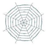 【コスプレ】06597 Fabric Web クモの巣