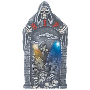 【コスプレ】85719 Light Up Reaper Tombstone - 拡大画像