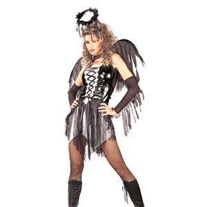 【コスプレ】 RUBIE'S(ルービーズ) 888166 Fallen Angel (M) - 拡大画像