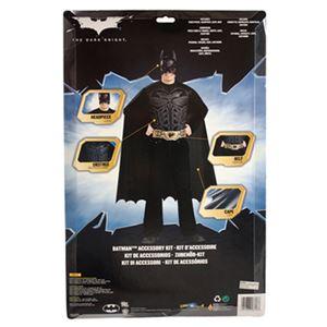 RUBIE'S(ルービーズ) 16618 batman adult blister set(バットマン) - 拡大画像