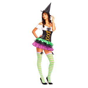 RUBIE'S(ルービーズ) 889288S Sexy Witch(プレイボーイ) S セクシー - 拡大画像