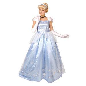 【コスプレ】 RUBIE'S(ルービーズ) 95082 Dress Up Adult Cinderella シンデレラ Stdサイズ - 拡大画像