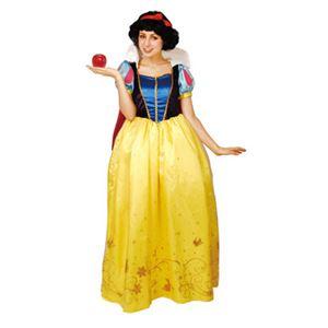 【コスプレ】 RUBIE'S(ルービーズ) 95081 Dress Up Adult Snow White 白雪姫 Stdサイズ - 拡大画像