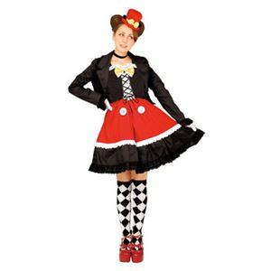 【コスプレ】 RUBIE'S(ルービーズ) 95077 Gothic Costume Adult Mickey ゴシックミッキー Stdサイズ - 拡大画像