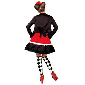 RUBIE'S(ルービーズ) 95077 Gothic Costume Adult Mickey ゴシックミッキー Stdサイズの写真2