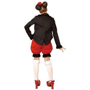 RUBIE'S(ルービーズ) 95079 Gothic Costume Adult Mickey Pants Ver. ゴシックミッキー パンツバージョン Stdサイズの写真2