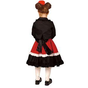 RUBIE'S(ルービーズ) 95078S Gothic Costume Child Mickey S ゴシックミッキーの写真2