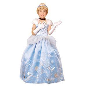 【コスプレ】 RUBIE'S(ルービーズ) 95092M Dress Up Child Cinderella M シンデレラ - 拡大画像