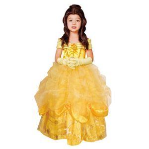 【コスプレ】 RUBIE'S(ルービーズ) 95090M Dress Up Child Belle M ベル - 拡大画像