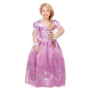 【コスプレ】 RUBIE'S(ルービーズ) 95087M Dress Up Child Rapunzel M ラプンツェル - 拡大画像