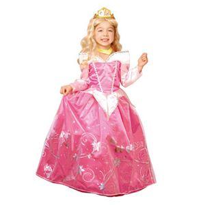 【コスプレ】 RUBIE'S(ルービーズ) 95093M Dress Up Child Aurora M オーロラ - 拡大画像