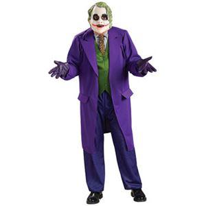 【コスプレ】 RUBIE'S(ルービーズ) 888632 Adult DX. The Joker ジョーカー (バットマン) Stdサイズ - 拡大画像