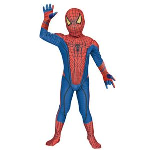 RUBIE'S(ルービーズ) 95045L The Amazing Spider Man Child L スパイダーマン