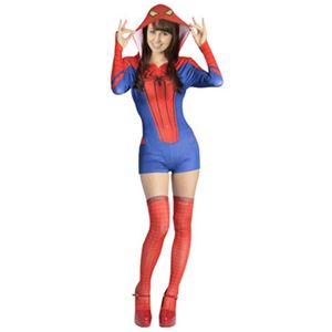 RUBIE'S(ルービーズ) 95046 The Amazing Spider Man Woman スパイダーマン Stdサイズの写真1