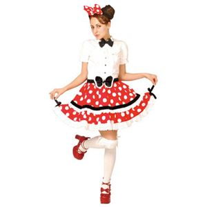 【コスプレ】 RUBIE'S(ルービーズ) 95144 Gothic Costume Tutu Set Minnie ゴシックチュチュセット ミニー - 拡大画像