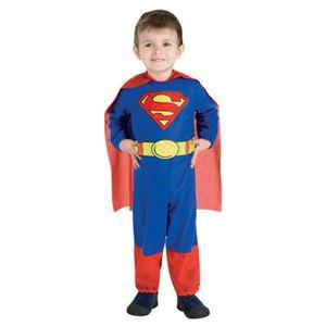 【コスプレ】 RUBIE'S(ルービーズ) 885623T Kids Superman Tod スーパーマン - 拡大画像