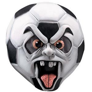【コスプレ】 RUBIE'S(ルービーズ) 3362 Soccer Mask サッカーマスク - 拡大画像