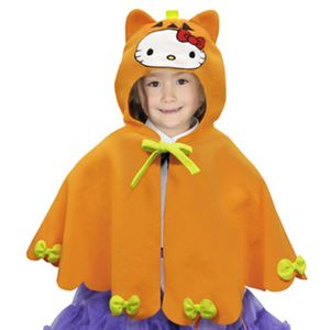 RUBIE'S(ルービーズ) 95048 Hello Kitty Cape Pumpkin ハローキティケープ パンプキンの写真2