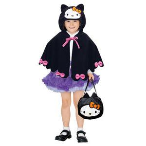 RUBIE'S(ルービーズ) 95049 Hello Kitty Cape Cat ハローキティケープ キャット