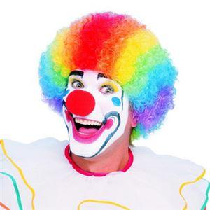 【コスプレ】 RUBIE'S(ルービーズ) 50764 Popular Price Clown Wig - 拡大画像