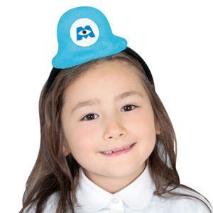 【コスプレ】 RUBIE'S(ルービーズ) 95043 Disney Headband Monsters Inc Helmet (モンスターズインク) - 拡大画像