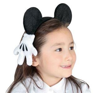 【コスプレ】 RUBIE'S(ルービーズ) 95034 Disney Headband Mickey Hand ミッキー ハンド - 拡大画像
