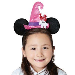 【コスプレ】 RUBIE'S(ルービーズ) 95037 Disney Headband Minnie Witch Hat ウィッチハット ミニー