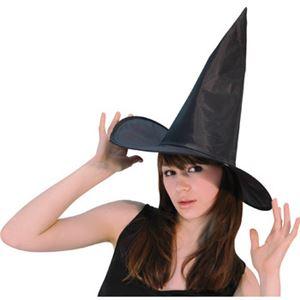 【コスプレ】 RUBIE'S(ルービーズ) H139S Adult Witch Hat ハット - 拡大画像