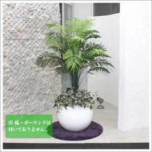 人工観葉植物 アレカヤシ 130cm - 拡大画像