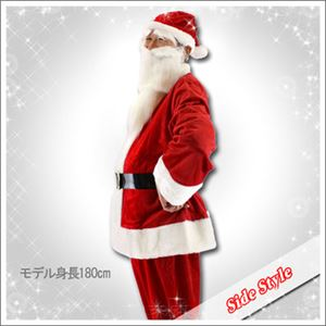 【クリスマスコスプレ】Patymo サンタサンタ(メンズサンタクロース)