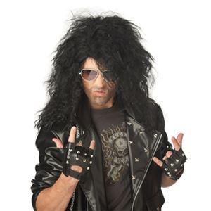 【コスプレ】HEAVY METAL ROCKER WIG 【ウィッグ・かつら】 - 拡大画像