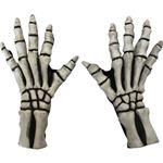 【コスプレ】Large White Skeleton Gloves (ホワイト/大)