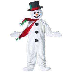 【コスプレ】Snowman Mascot