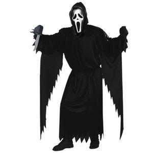 【コスプレ】Ghost Face ADULT 大人用 - 拡大画像