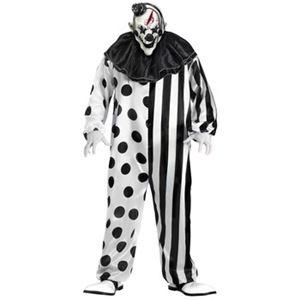 【コスプレ】Killer Clown Adlt Cstm - 拡大画像