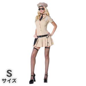 【コスプレ】Fever Sultry Sheriff Costume S 大人用 S - 拡大画像