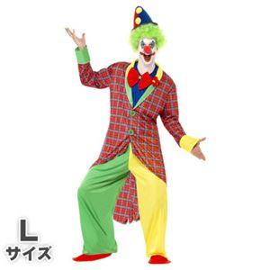 【コスプレ】La Circus Deluxe Clown Costume L 大人用 L - 拡大画像