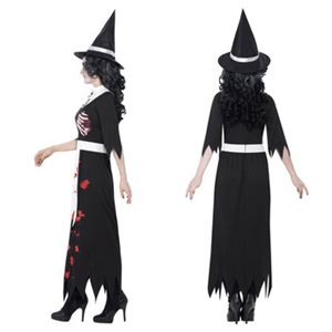 【コスプレ】Zombie Authentic Salem Witch Costume S 大人用 S